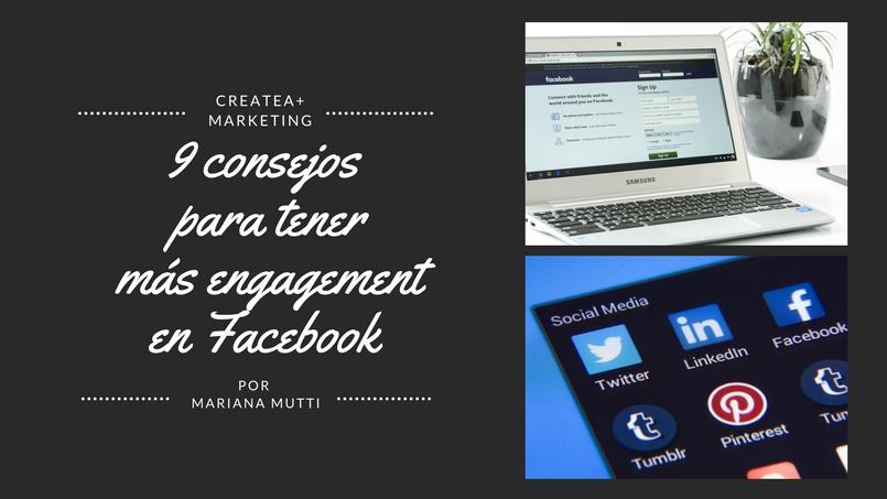 9 consejos para tener más engagement en Facebook