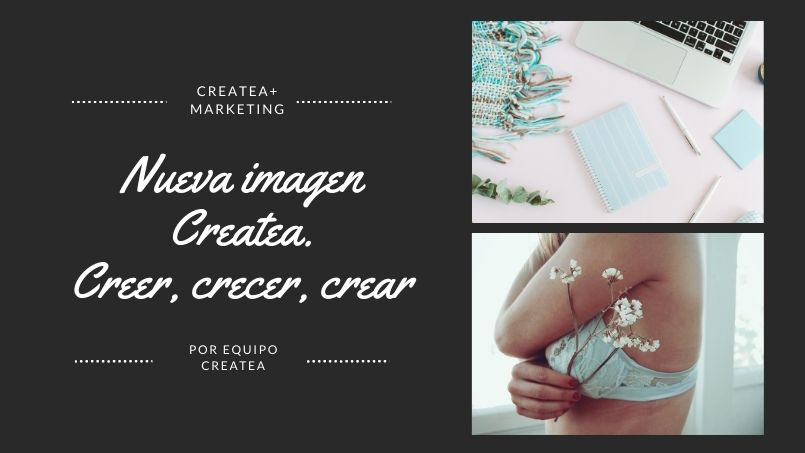 Createa Marketing renueva su imagen corporativa
